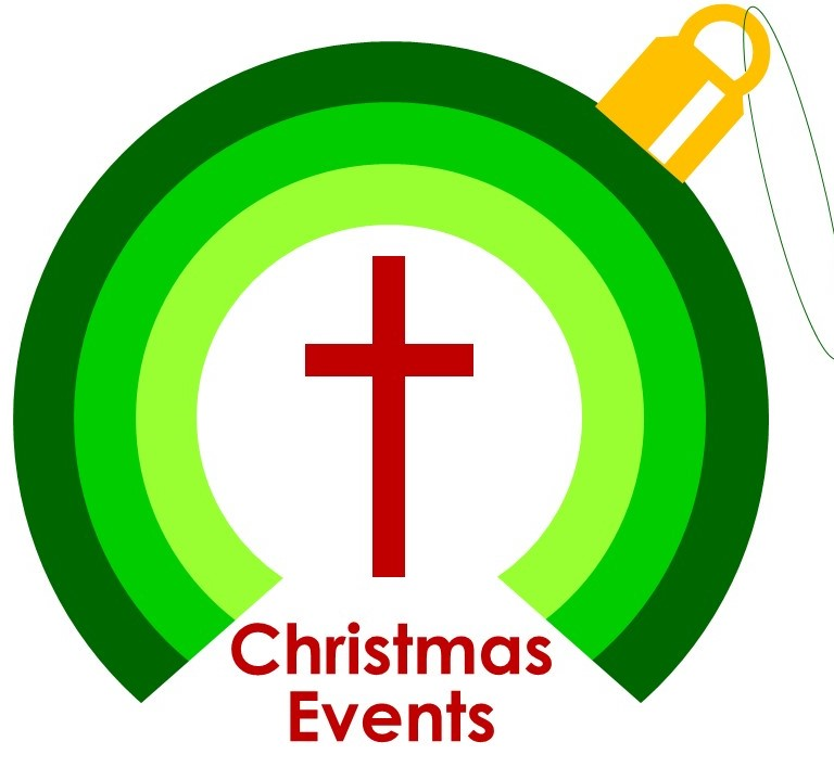 Green logo Christmas Events -